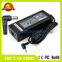 19V 7.1A ac power adapter charger for Gateway One ZX4850 ZX6970 desktop pc PA 1131 08H PA 1131 85 SADP 135EB BAF