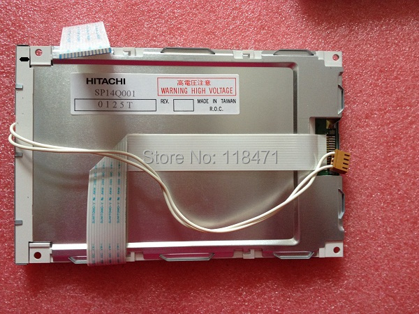 Original A+ Grade 5.7 Inch STN LCD Panel SP14Q001 X 320 *240 QVGA Parallel Data LCD Display