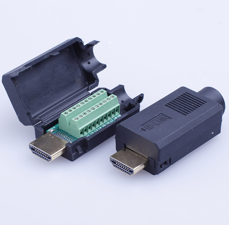 Online Buy Wholesale Hdmi Male Solder Connectors From