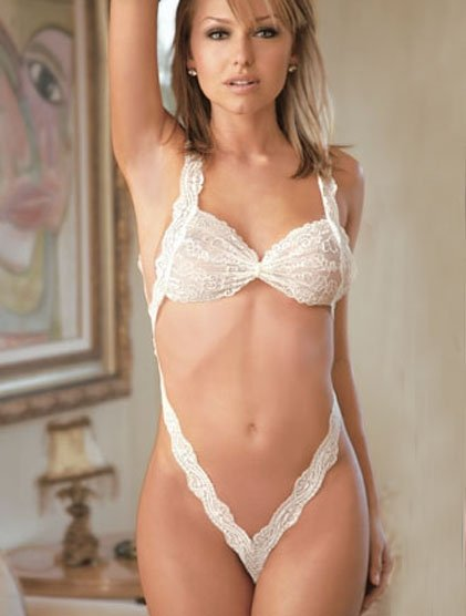 On Sale Free Shipping Lovely Sexy Lace Lingerie Clubwear -8943
