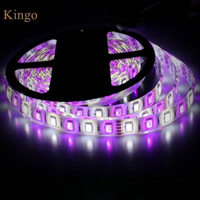 Great DC12V 5M RGBW RGBWW LED Strip Light Waterproof IP20 IP67 5050 SMD 60led/M  Flexible RGBW Led Strip Lighting Outdoor Indoor Use