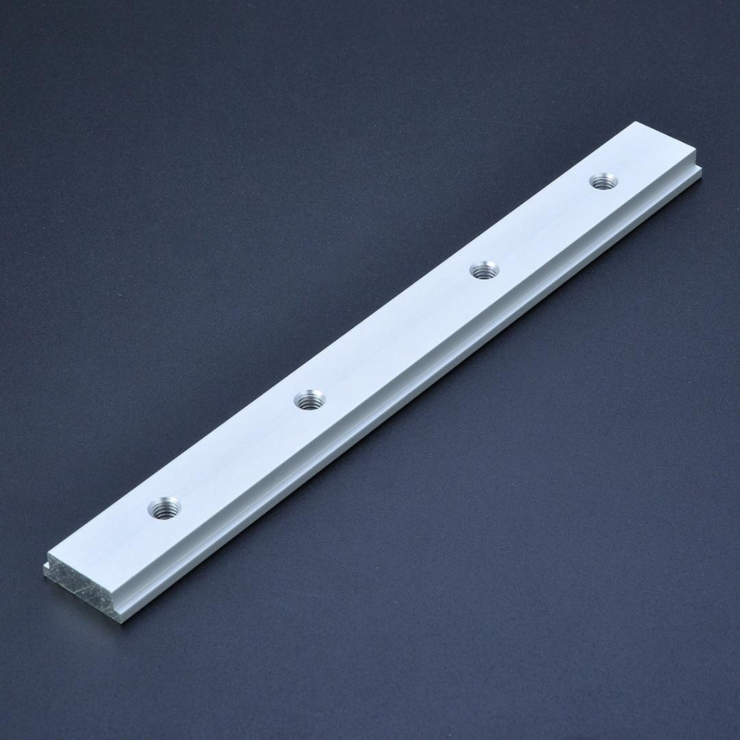 M6 200mm T Track Slot Slide Slab For T slot T track Miter
