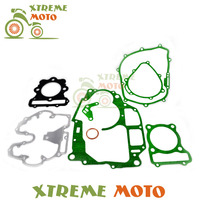 High Quality Motorcycle Complete Engine Crankcase Cover Cylinder Gasket Kits Set For Honda XR 250 XR250