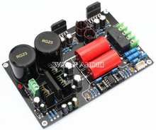 CG Version LM3886TF NE5532 HIFI Power Amplifier Board 68W+68W Amp With UPC1237 Speaker Protection Circuit For DIY Audio