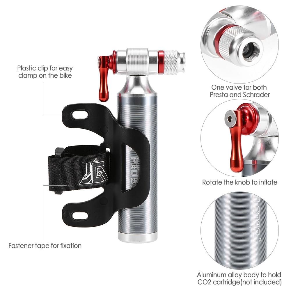 High-intensity Hand Mini Bicycle Pump High Pressure Ball Tire Inflator MTB Bike