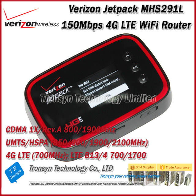 US $90 58 |New Original Unlock Verizon Jetpack MHS921L Pocket 4G LTE Mobile  Hotspot WiFi Router Support CDMA 1X,Rev A And LTE B13,B4-in 3G/4G Routers