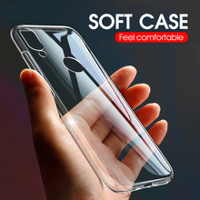 Soft TPU Case For Xiaomi Mi 9 8 SE A1 A2 For Xiaomi Redmi 7