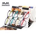 Retro Optical Glasses Transparent Round Online Buy Eyeglasses Frames Eyewear Brand Fashion glasses with Clear Lenses DC16125