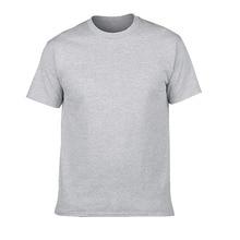 Blank T-Shirt Men Short Sleeve RK
