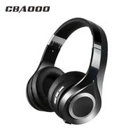 CBAOOO Bluetooth Headphones With Microphone Sport WirelessHeadset Bluetooth For Iphone Samsung Xiaomi Headphone