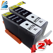 For HP 178 178XL For HP178  Ink Cartridges Photosmart B8553 C5383 C6383 D5463 B010 B109c B110a B209b B210 C309h C310b