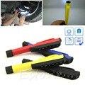 1 PC Luz De Inspeção 6 LED Mini Pen Bolso Tamanho Lâmpada de Trabalho Clipe Tocha Flashlight-Y103