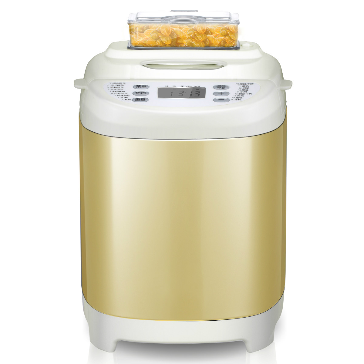 Bread machine The bread maker is fully automatic. Multifunctional cake and noodles.NEW цена