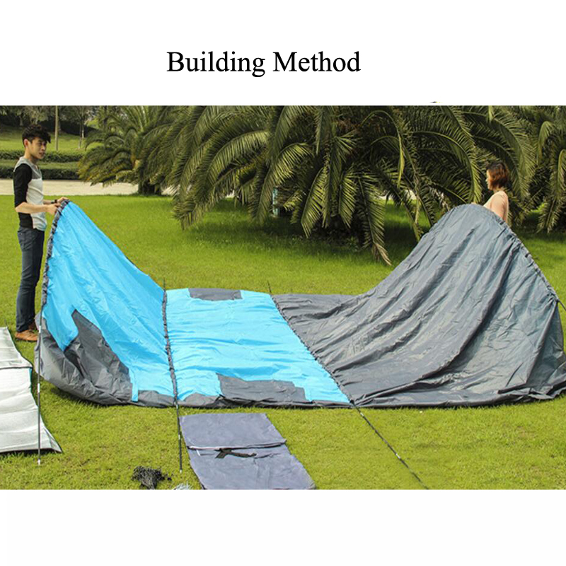 Four Season 5-8 Person Big Camping Tents Outdoor Camping Party Tent Outdoor Tent Events For Family Hiking Tents Waterproof 4