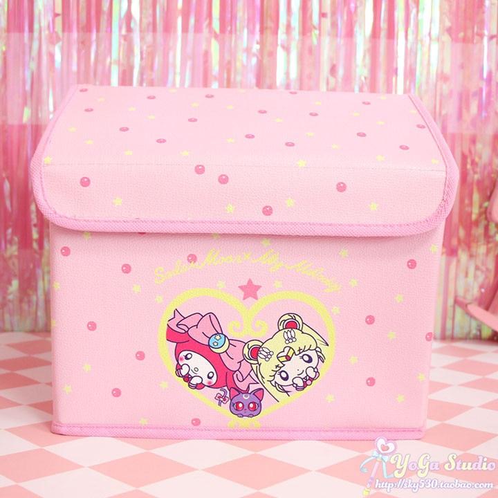 Sakura Sailor Moon Meninas Sacos Caixa de