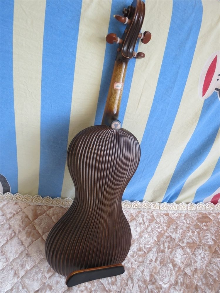 Rare Whole Carved SONG Brand Master 4/4 Violin Of Solo Concert