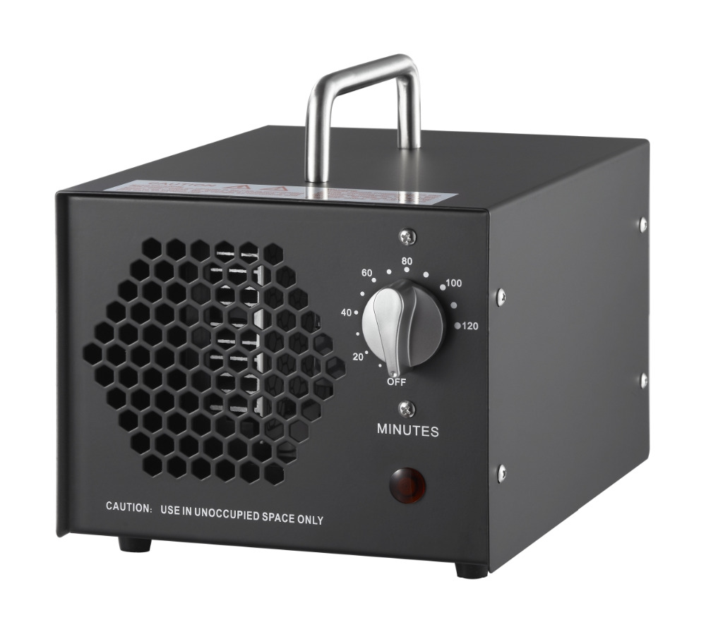 5.0g portable générateur d'ozone purificateur d'air seulement 220-240 v (fabricant professionnel)