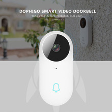 960P умный Wifi дверной звонок беспроводной безопасности визуальная запись системы селекторной связи видео дверной звонок телефон Удаленный домашний просмотр открытый дверной Звонок