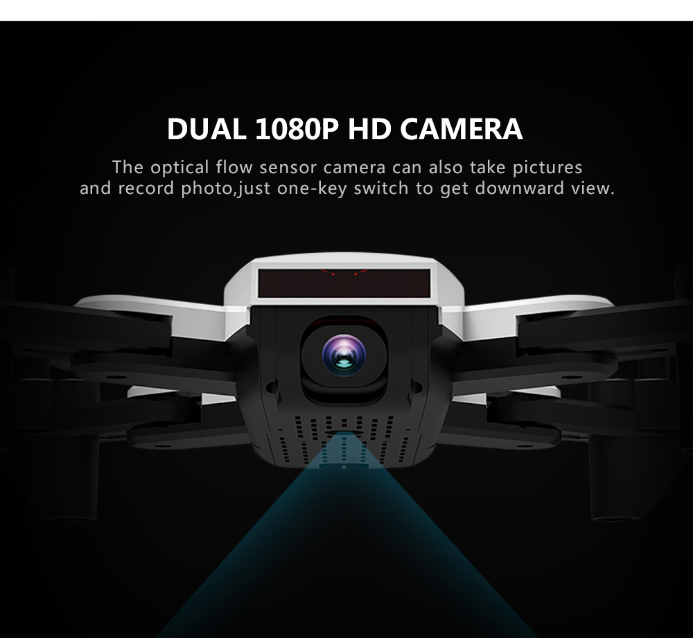 RC Helicopter With HD Camera Wide Angle Selfie Drone Palm Control Quadcopter With WiFi Camera SG700 Upgraded Version SG700s Dron 7