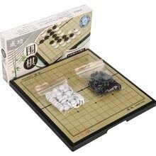 Produto novo de alta qualidade, pequeno ímã, go, yizhi lazer ao ar livre xadrez e cartão 214*222*13