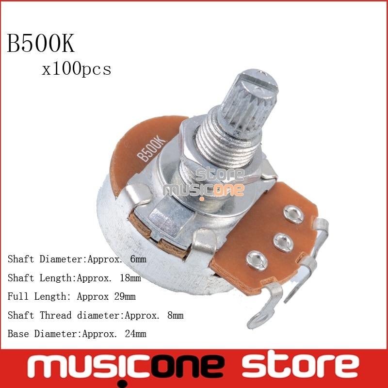 Online Get Cheap Guitar Volume Tone Pots -Aliexpress.com | Alibaba ...