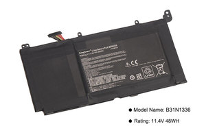 Image 2 - KingSener 새로운 B31N1336 C31 S551Laptop VivoBook S551 S551LB S551LA R553L R553LN R553LF K551LN V551 V551LA