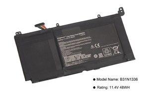 Image 2 - KingSener New B31N1336 C31 S551Laptop Battery for ASUS VivoBook S551 S551LB S551LA R553L R553LN R553LF K551LN V551 V551LA