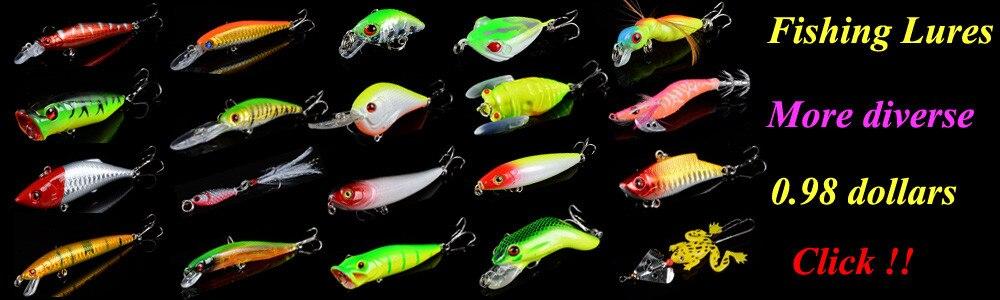 36 pçs pçs set iscas de pesca