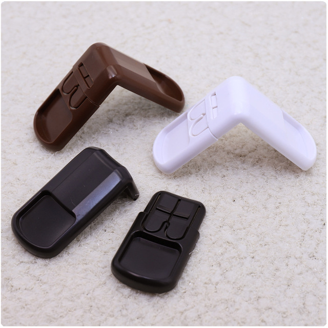 1pc Plastic Baby Safety Protection From Children In Cabinets Boxes Lock Drawer Door Security Product Kids Child Baby Proof Locks 3