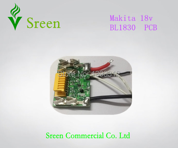 Hi Quality Most Stable Power Tool Lithium Ion Battery PCB Circuit Board Replacement for Makita 18V_640x640 aliexpress com buy hi quality most stable power tool lithium ion  at edmiracle.co