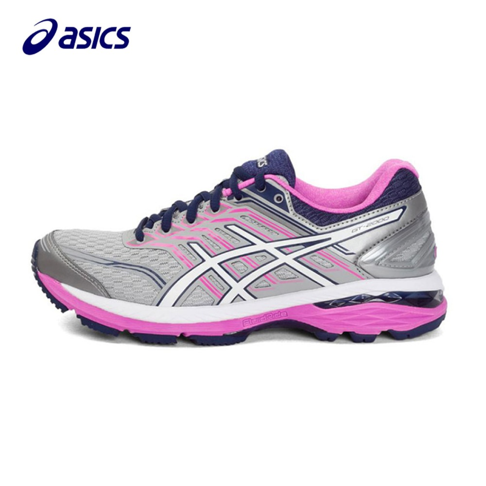 Orginal ASICS Women Sneakers  Sport Shoes Breathable Shoes Cushioning Shoes New 2018 Sport Shoes Free Shipping T757N-9601
