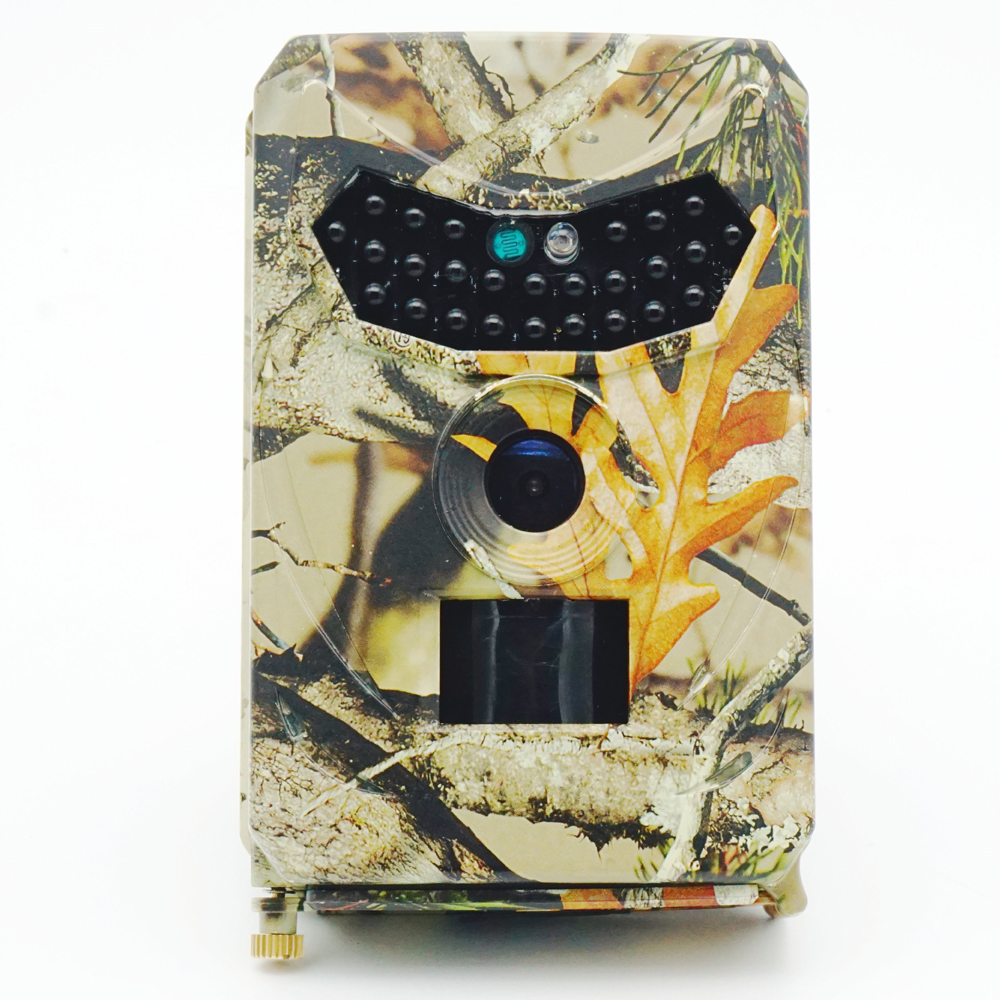 12MP HD Camouflage Digital Trail Camera with 940nm Invisible IR Light PIR Motion Sensor with 3 photos 10s Video File per Trigger12MP HD Camouflage Digital Trail Camera with 940nm Invisible IR Light PIR Motion Sensor with 3 photos 10s Video File per Trigger