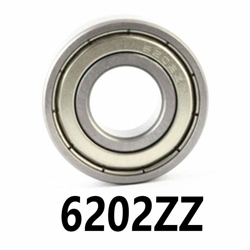 1Pcs Ball Bearing Super Precision Ball Bearing 6202ZZ LLU LLB C3 Size 15*35*11mm