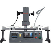 Russia Tax free Original ACHI IR6500 V.2 Infrared BGA Rework Station Soldering Machine