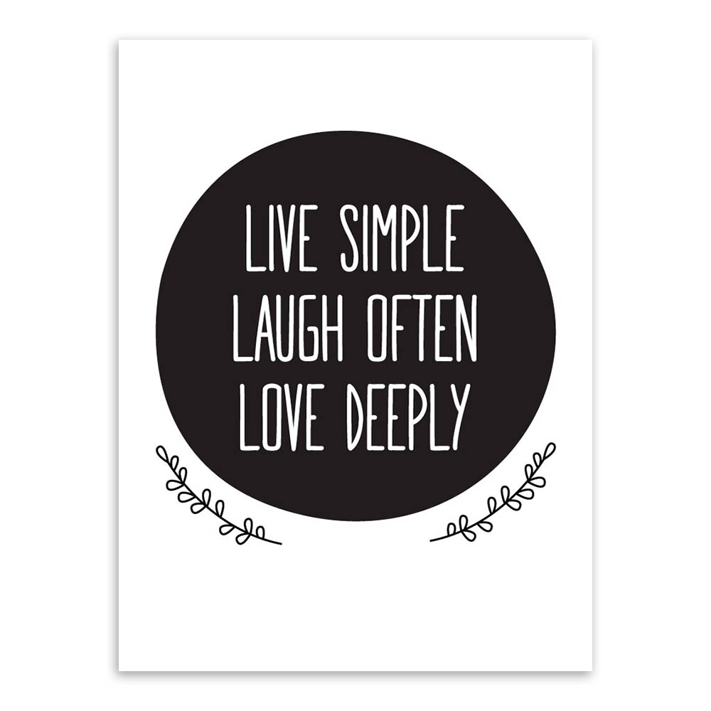 New Live Well Laugh Often Love Much Heart Picture Photo Frame 11cm X 11cm