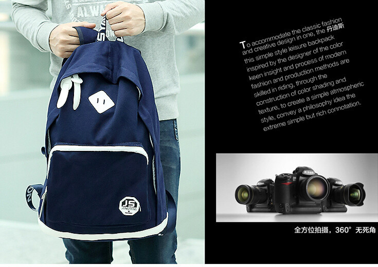men fashion backpack7