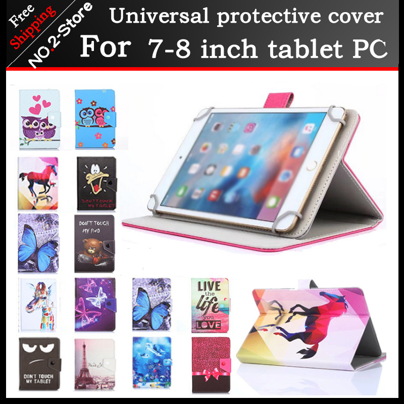 Fashion Cartoon pattern universal Stand case For Aoson S7 PRO 7 inch 3G 4G LTE-FDD Phablet,For Aoson S7 Simple protective sleeve maze alpha 4g phablet
