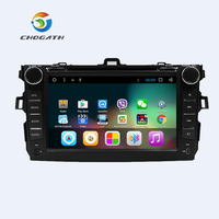 CHOGATH 8 Inch 2 Din Android 6 0 Car Dvd Player Gps For Toyota Corolla 2007