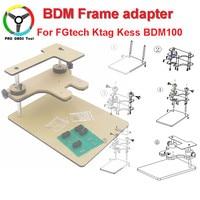 Newly BDM Frame Testing Can Test For BDM 100 ECU PROGRAMMER Fgtech Bdm Frame Adapter Car