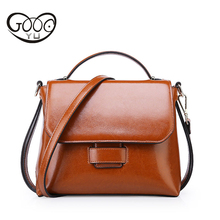 Genuine Leather Women Handbag Fashion Luxury Shoulder Bags Solid Zipper Women Pillow Bag Ladies Bag bolsos sac a main women bag