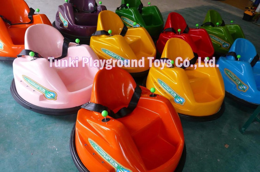 amusement park equipment kids battery bumper car for sale