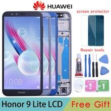 Exibição Original Para HUAWEI Honra 9 Lite LCD Touch Screen Display LCD de Substituição para HUAWEI Honor 9 Lite lld al00 al10 tl10 #2