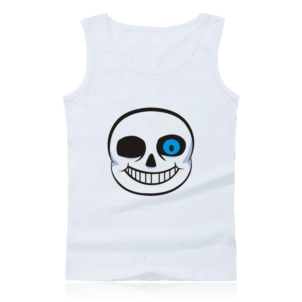 Summer Male   Tank     Tops   Skull Brothers Men's Vest Men Women Casual Man   Tank     Tops   Fashion Cotton   Tank     Tops   Hip Hop Vest Men Clothes