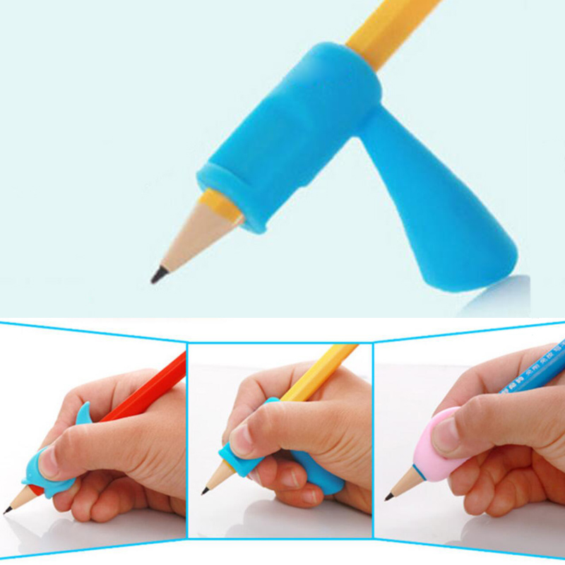 Writing Posture Braces Child Pupils Pen And Pencil Grip Boys And Girls Pen Topper Healthy Safety Protection Hands