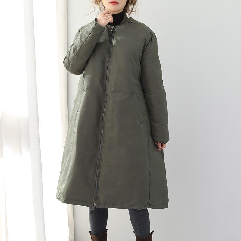 Survêtement Mince Long Liquidation Épais Vers Dames Paragraphe Duvet Blanc Manteau type Le amy Black De 2017 Canard D'hiver Simple Green Un Bas Littéraires Femelle 7qrnpw7O