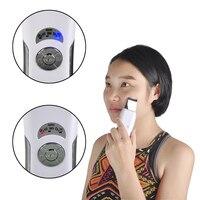 Deeply Ultrasonic Face Skin Pore Cleaner Device Blackhead Removal Machine Peeling Shovel Exfoliator Clean the Black Dots