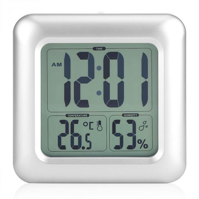 Betere BALDR Digitale Zuig Waterdichte Wandklok Vacuüm Thermometer TB-68