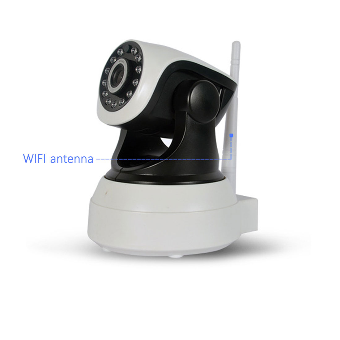 Vstarcam Baby Monitor Wifi Security IP Camera IR Night Vision Audio Recording Surveillance Wireless HD IP Camera C7824WIP