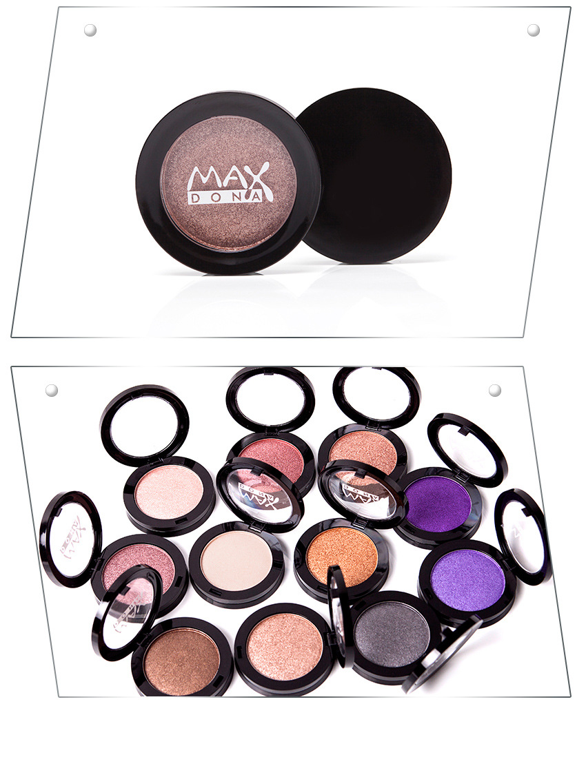 Professional Eye Coloration Actions: 1PCS Quality 11 Color MAX Professional Eyeshadow Palette