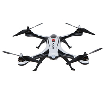 Wltoys xk x350 rc drone dengan brushless motor 3d 6g mode 4CH 6 Axis FUTABA S-FHSS Stunt RC Pesawat RTF Quadcopter Penari Udara